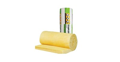 ODE Glasswool 50+50mm 2x(600+600x7500mm)18m2